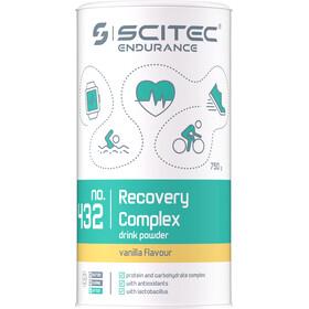 SCITEC Vegan Recovery Complex Bevanda In Polvere 750g, Vanilla